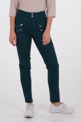 Siri bukse med glidelåser