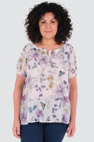 Olympia bluse