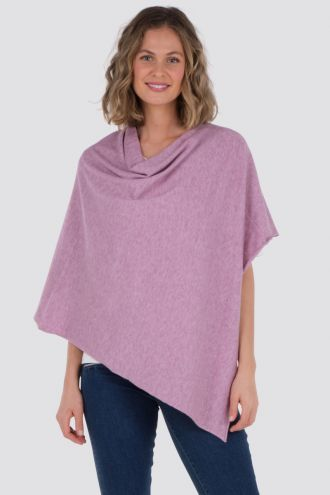 Face poncho