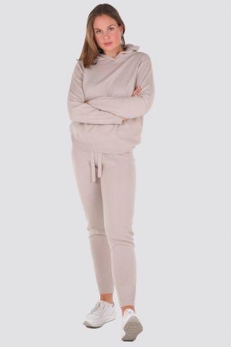 Alexa genser med hette