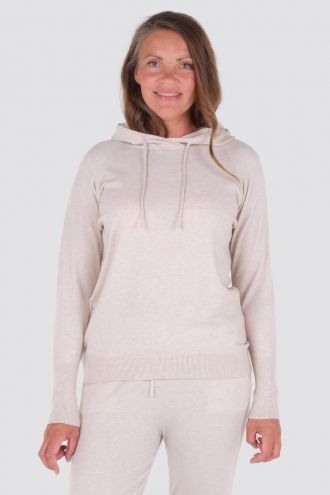 Anneli genser med hette